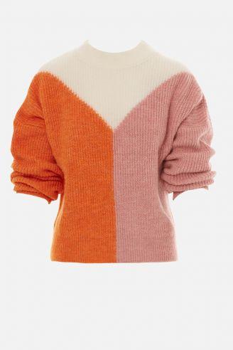 Knitwear Orange