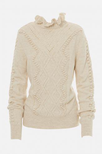 Knitwear Beige