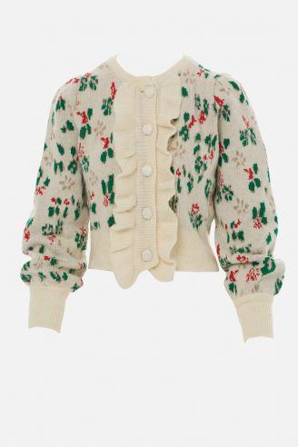Knitwear White