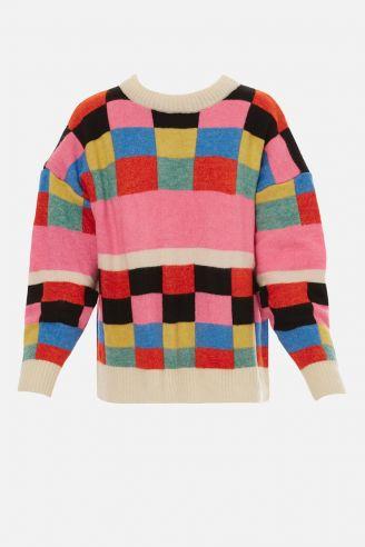 Knitwear Colourful