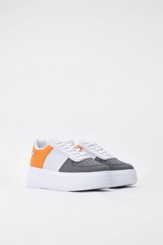Sneaker Λευκό